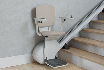Stairlifts for Straight Stairs